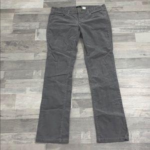 J. Crew Corduroy Women's Pants